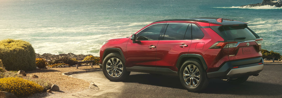 2019 Toyota RAV4 Engine Specifications and Performance Equipment