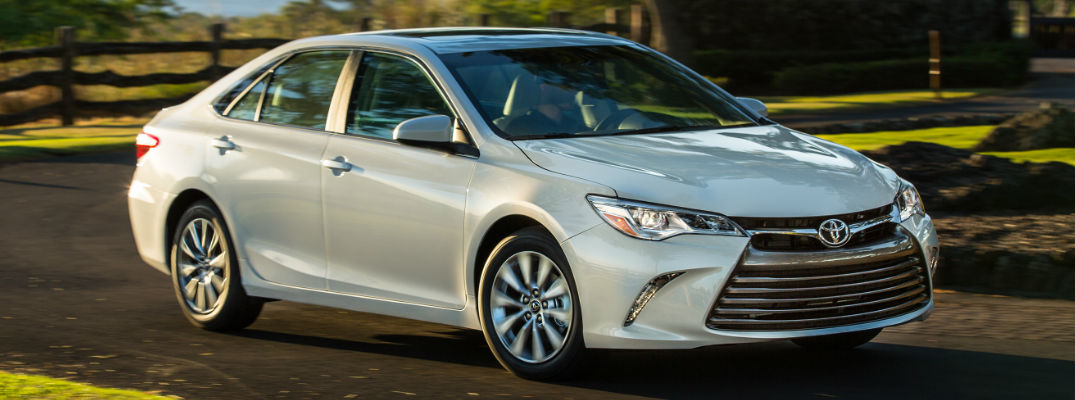2016 Toyota Camry Engine and Horsepower