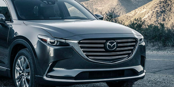 2017 Mazda CX-9 SUV Towing Capacity and Power Specifications