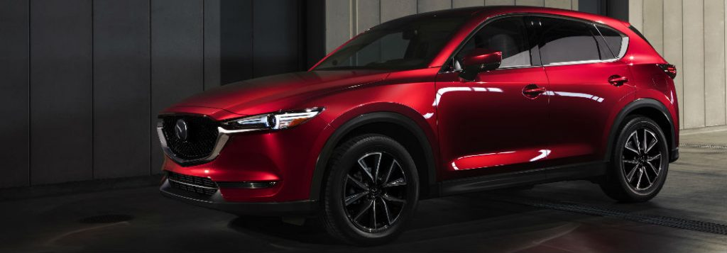 2018 Mazda CX-5 Towing Capacity and Performance Power