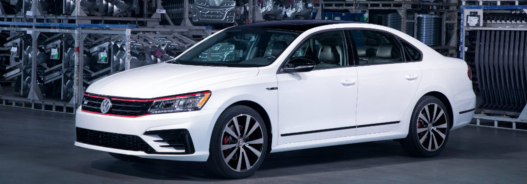 2018 Volkswagen Passat engine performance