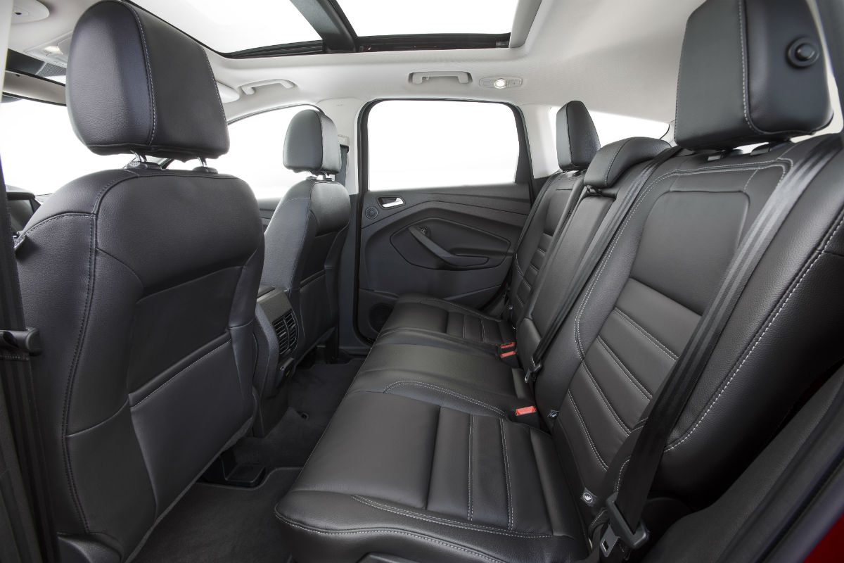Ford Kuga 2017 Interieur 2017 Ford Escape Vs 2017 Ford Explorer