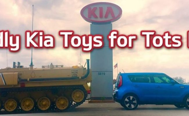 Toys For Tots 2016 Pasco County Tampa Fl Friendly Kia