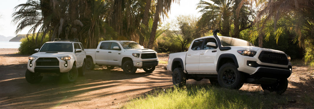 How much weight can the 2017 Toyota Tundra tow?