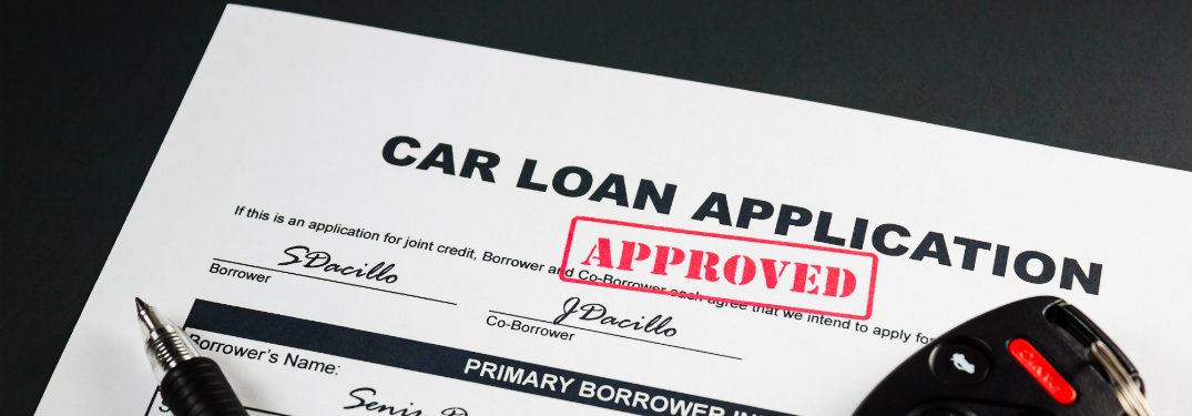 Is it safe to fill out an auto credit application online? - credit application