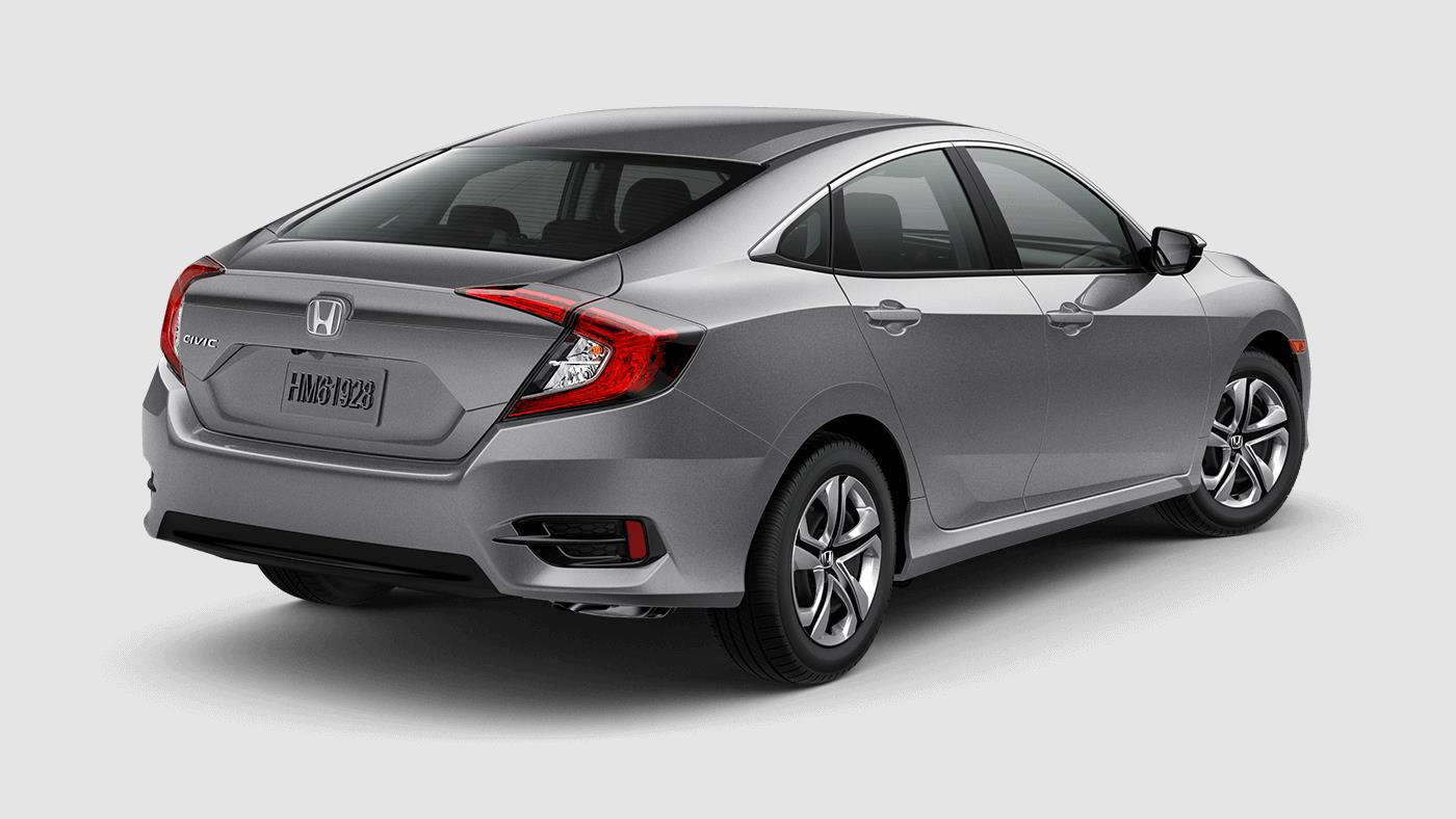 New Civic 2017 2017 Honda Civic Sedan Color Options