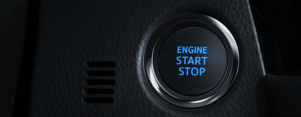 How to Use Toyota Smart Key and Push Button Start