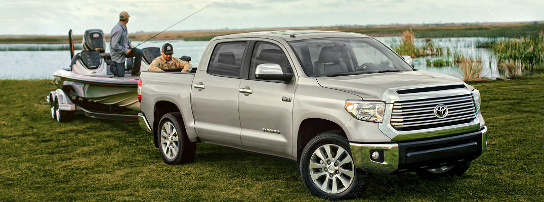What is the 2017 Toyota Tundra Towing Capacity?