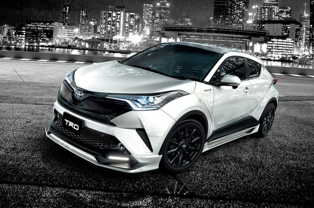 Two Factory Body Kits Released In Japan - Don Jacobs Toyota