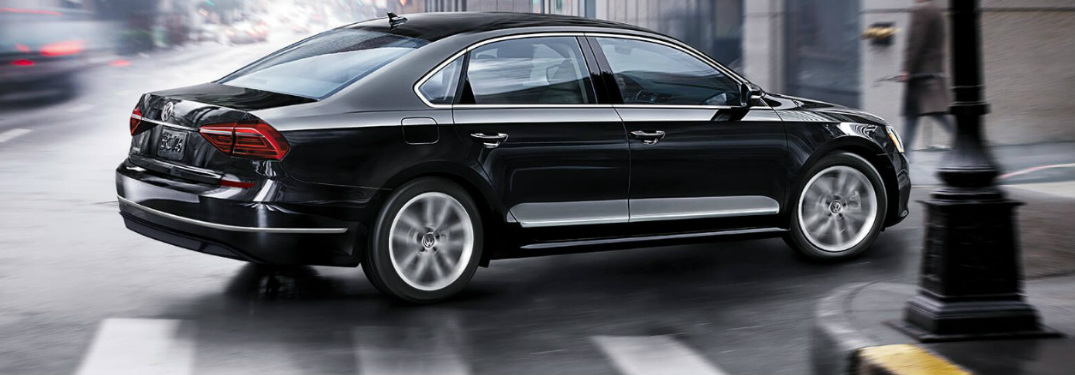 Standard and Available Safety Features on the 2018 Volkswagen Passat