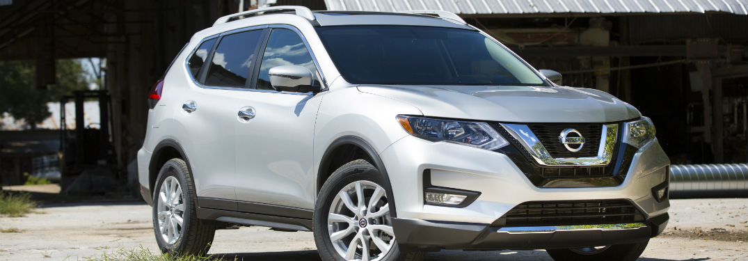 What Features are Standard on the 2018 Nissan Rogue?