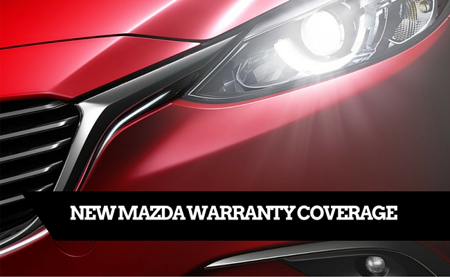 What Does My Mazda Warranty Cover?