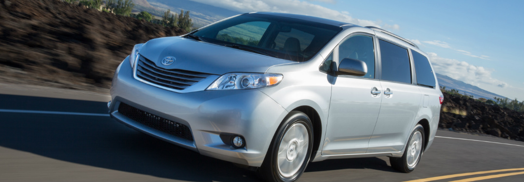 How To Locate and Lower The Toyota Sienna\u0027s Spare Tire