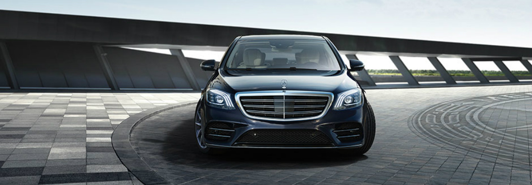 Color Options for the 2018 Mercedes-Benz S-Class