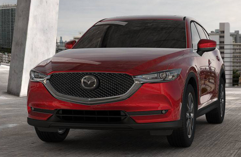 what are the differences between the 2018 mazda cx