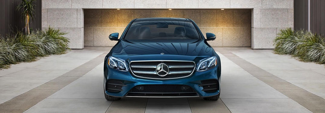 Color Options for the 2018 Mercedes-Benz E-Class
