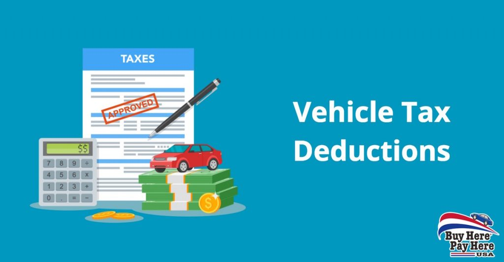 Vehicle Tax Deductions How to Write Off Car and Truck Expenses - taxes expenses