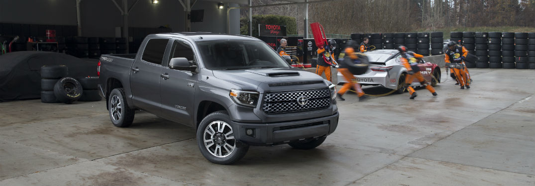 2018 Toyota Tundra Payload and Towing Capacity Lexington Toyota
