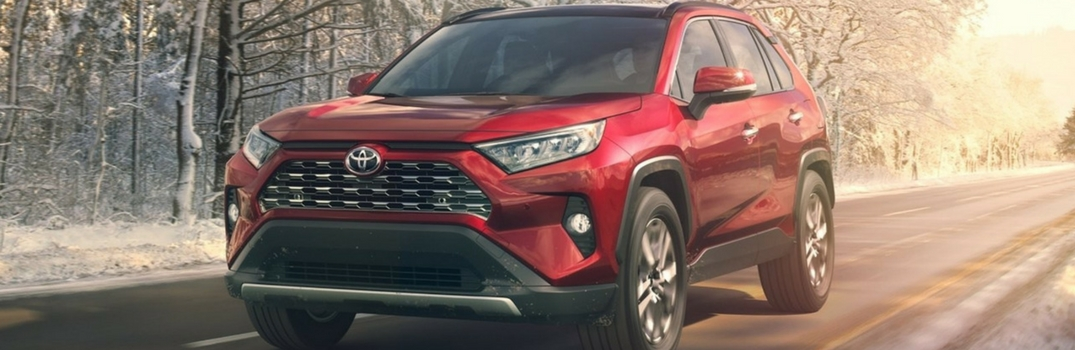 2019 Toyota RAV4 Towing Features