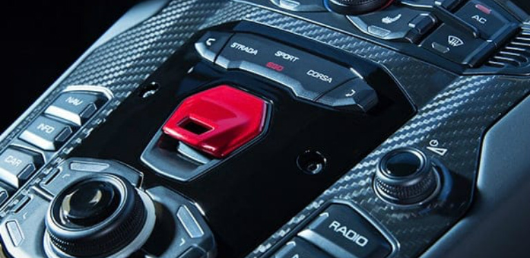 Are Lamborghini models mid-engined or rear engined?