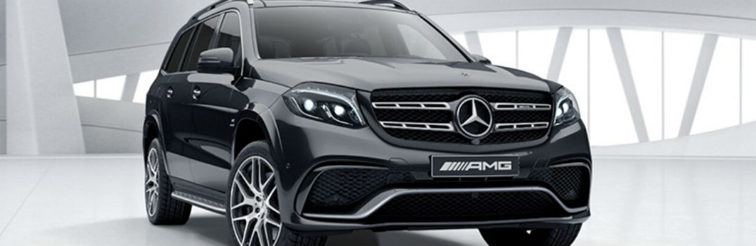 How Much can the 2018 Mercedes-Benz GLS SUV Tow?