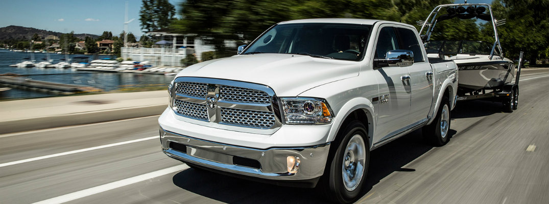 How often does the 2017 Ram 1500 need an oil change?