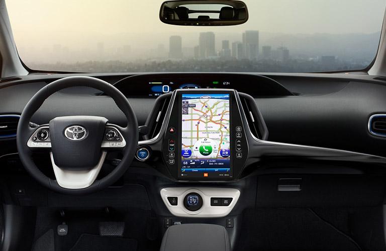 2018 Toyota Prius Engine Specs and Gas Mileage