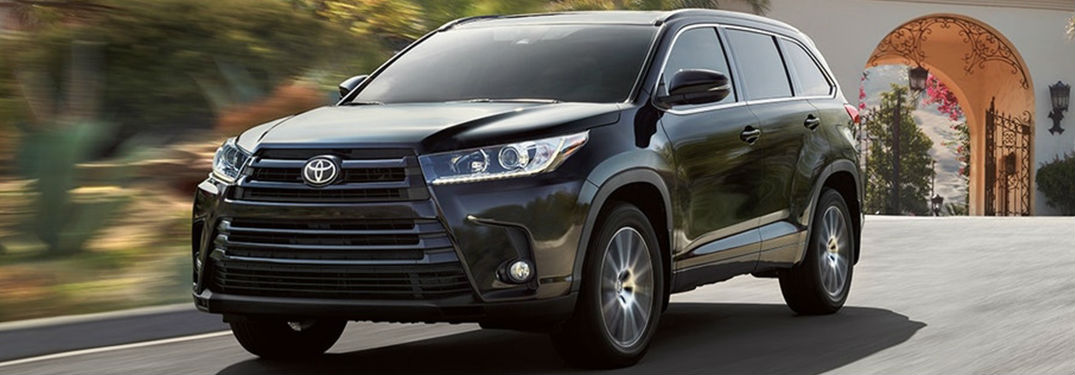 2018 Toyota Highlander Engine Specs and Towing Capacity