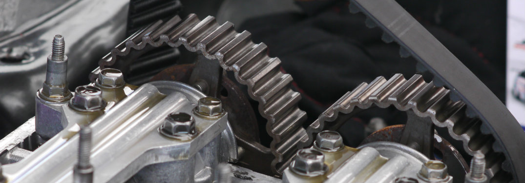 How often do you need to change an Acura timing belt?