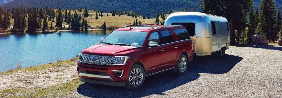 Which Ford SUVs are able to tow a trailer? SUV Towing Capacity