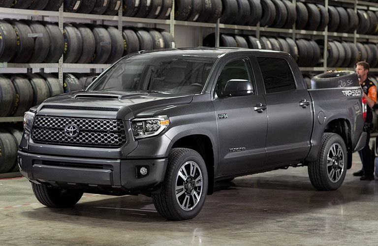 2018 Toyota Tundra Engine Options and Towing Capacity