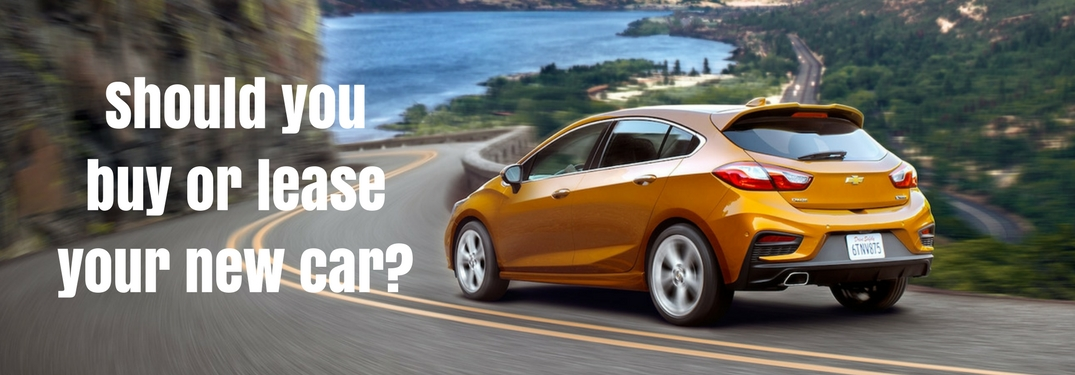 What are the benefits of leasing a car instead of buying - buy vs lease car