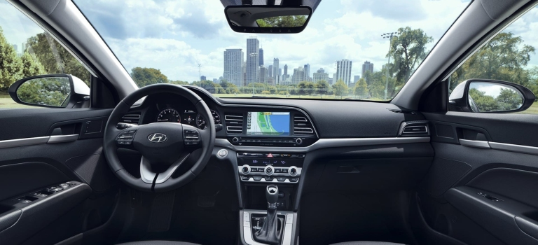 Features included in the 2019 Hyundai Elantra Value Edition
