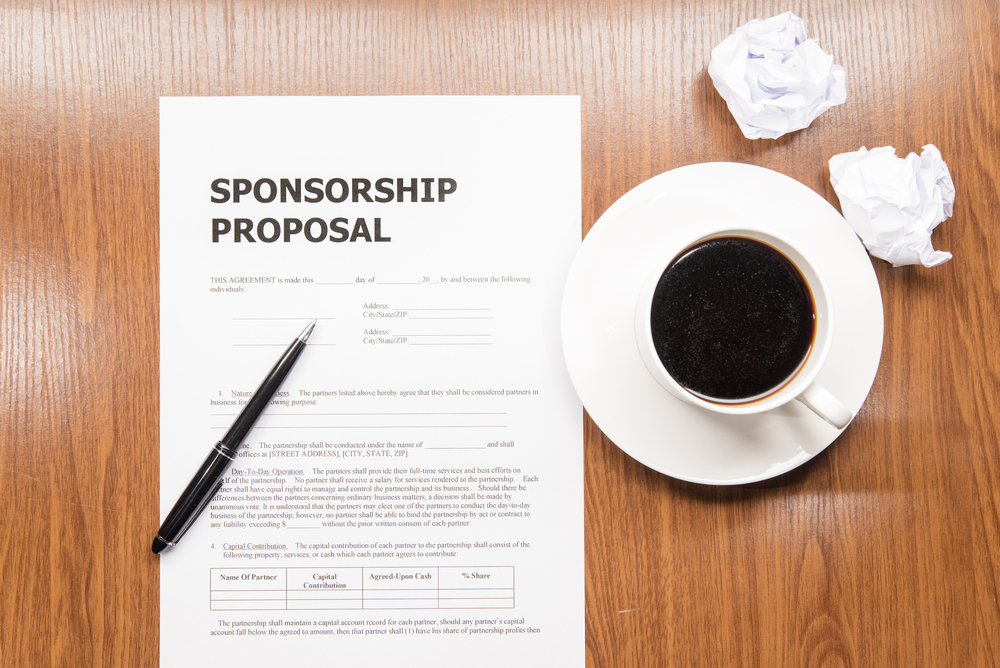 How To Structure a Successful Event Sponsorship Proposal - sponsorship proposal template