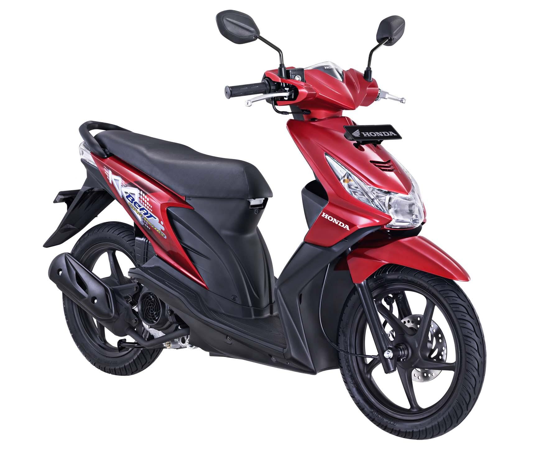 Memenuhi Harga Motor Honda Beat Terbaru 2013 Honda Motor