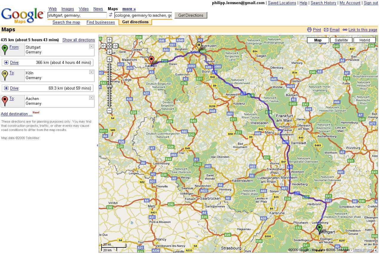 Week Florida Road Trip Miami The Atlantic Coast Orlando Los - Us road trip map