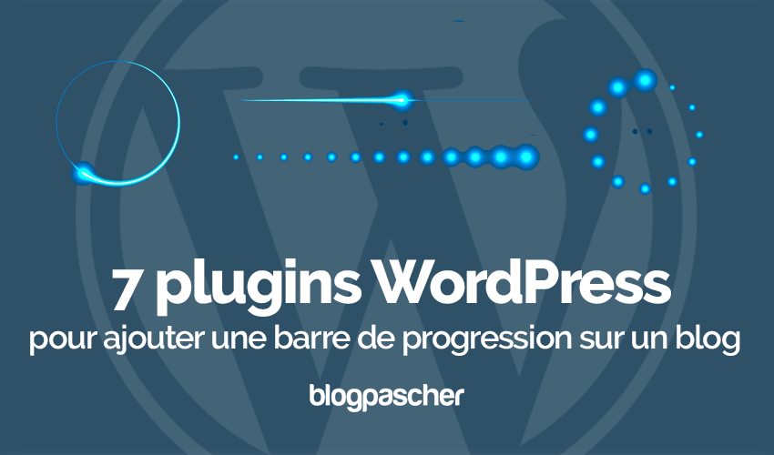 barre de progression cv word