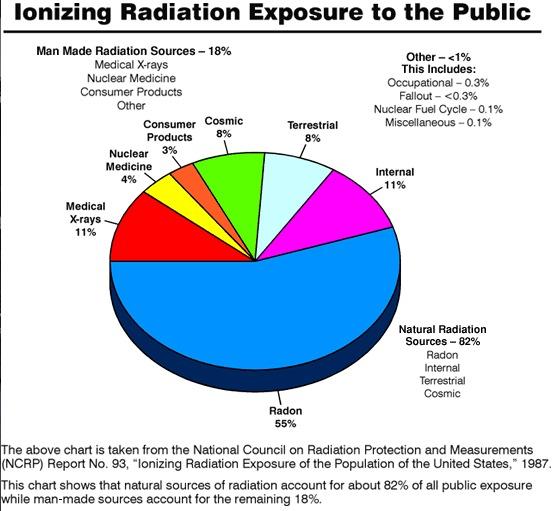How Much Radiation Does it Take to Kill You? - Dan\u0027s Wild Wild