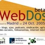 Webdosbeta… ¿Qué fue de?