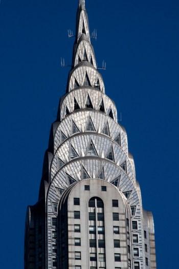 Chrysler building l 39 un des buildings les plus connus au monde for Building sans fenetre new york
