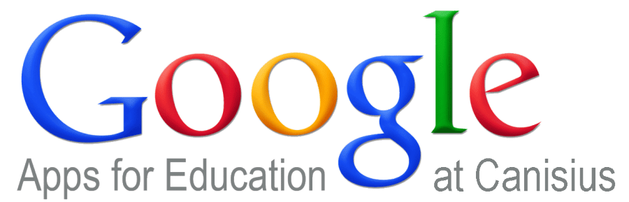 Canisius Faculty: Google Drive for You and Your Students