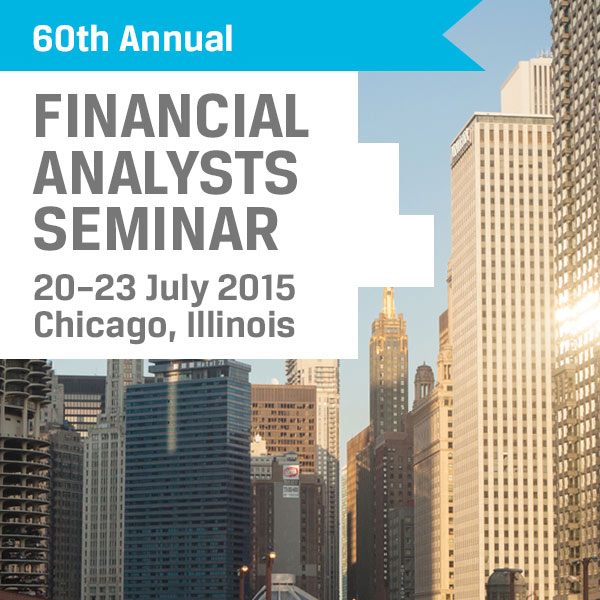 60th Annual CFA Institute Financial Analysts Seminar