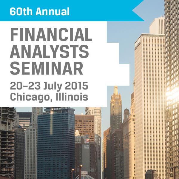 60th Annual CFA Institute Financial Analysts Seminar