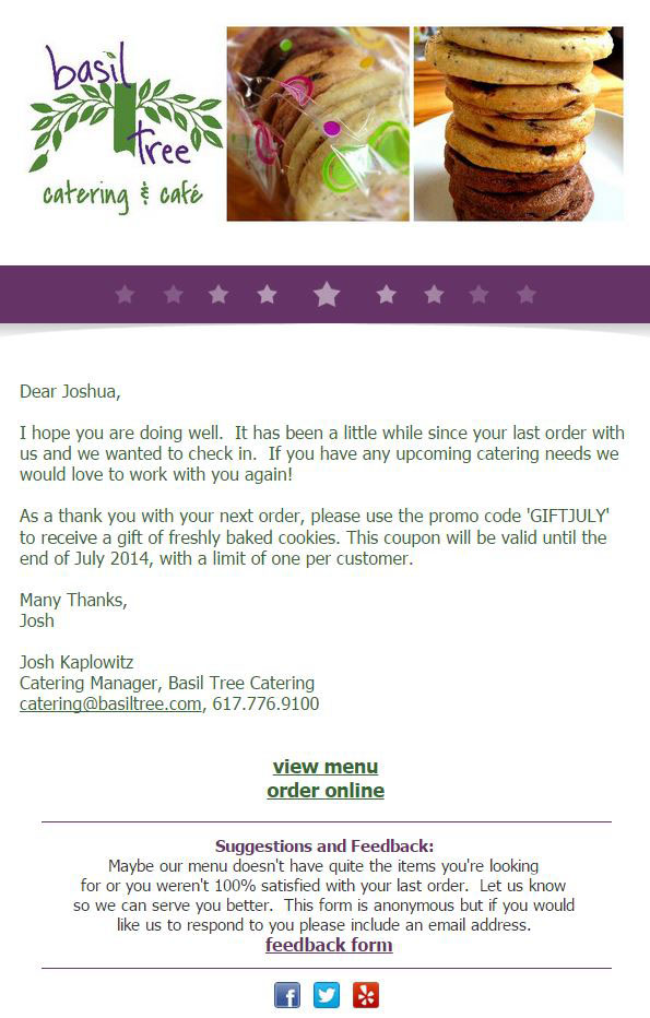 30 Email Ideas for When You\u0027re Not Sure What to Send