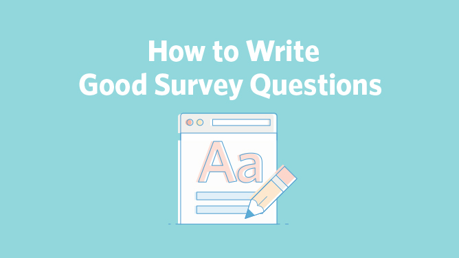 How to Write Good Survey Questions Constant Contact Blog