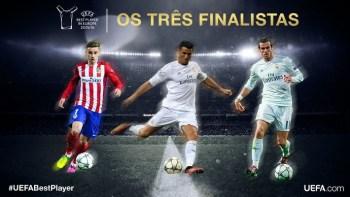 Hoje � dia de pr�mio! Sem Messi entre os finalistas…