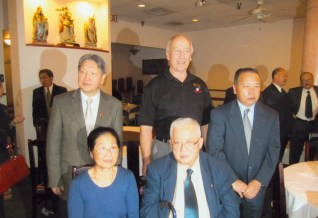 Dinner with HRH - General Vang Pao's Memorial