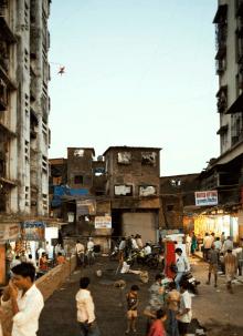 Dharavi. Mumbai, India. Photo by: Mehta.