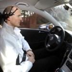 Un auto controlado por la mente