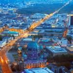Berlín libera de vehículos su principal avenida para 2019
